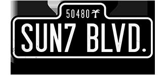 Sun7 Boulevard Lyon République Logo